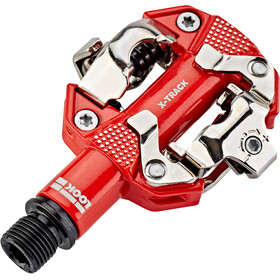Look X-TRACK Pedalen, red